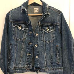 ❤️ Jean jacket, worn once!